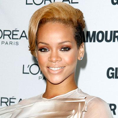 Rihanna - Transformation - Hair and Makeup