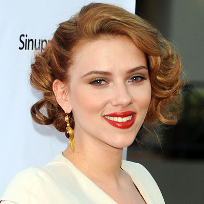 Scarlett Johansson - Transformation - Beauty