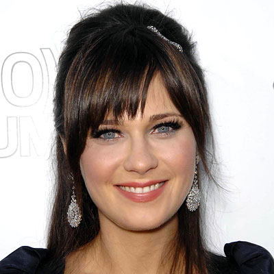 Zooey Deschanel - 2009 - Transformation - Beauty