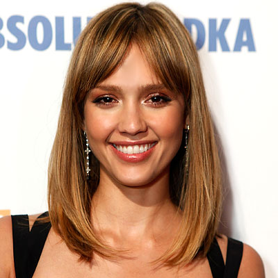 Jessica Alba, Transformation, star hair, star beauty
