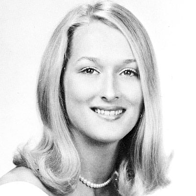 Meryl Streep - Transformation - hair and makeup