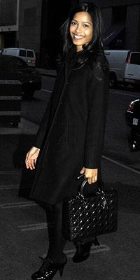 Сумка Dior Lady Leather Small, фото 3 - Интернет магазин модной одежды...