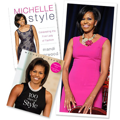 Michelle Obama, First Lady Style, What's Right Now, Look Books