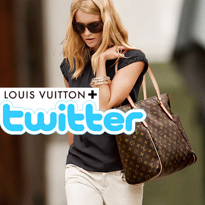 Louis Vuitton on Twitter