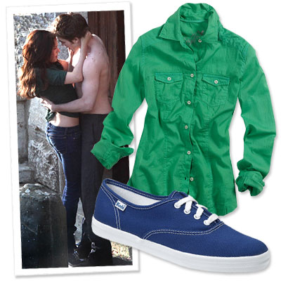 Get Bella's [ITALIC {New Moon}] Look