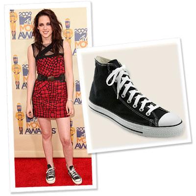 Kristen Stewart Steals Bella's Style