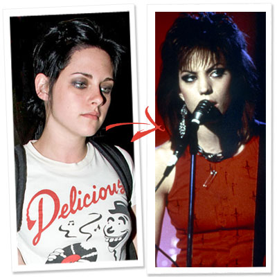 Kristen Stewart - Twilight: New Moon - Hair - Joan Jett - Beauty News