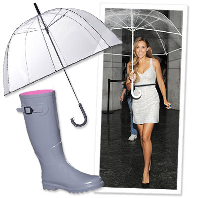 Lauren Conrad - Target - Summer Style - Rain - Shopping News