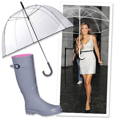 Lauren Conrad - Target - Summer Style - Rain - Shopping News