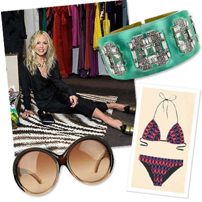 Rachel Zoe - Missoni - Alexis Bittar - Tom Ford - Entertainment Weekly - TV News