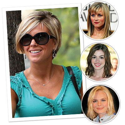 Kate Gosselin - Breakup Hair - Celebrity Stylists - Celebrity News
