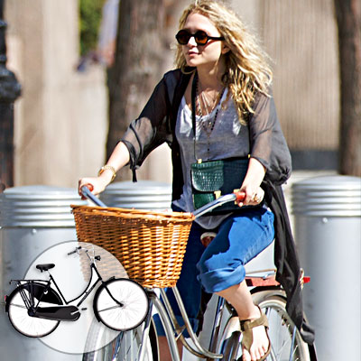 Mary Kate Olsen - Jessica Alba - Kate Hudson - Eco-friendly - Green News