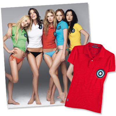 Susan G. Komen - Target Polos - Shopping News