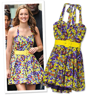 Leighton Meester - Gossip Girl - Alice + Olivia