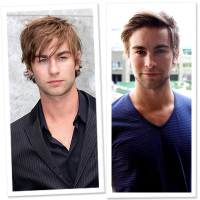 What's Right Now - Chace Crawford's Mane Makeover - Gossip Girl