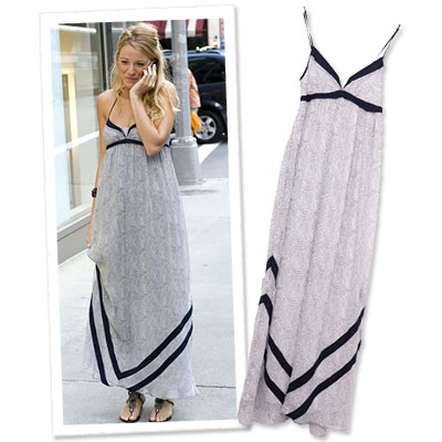 Wedding Dress Store on Style On Set  Blake Lively Wears Rag   Bone   Instyle Com What S Right