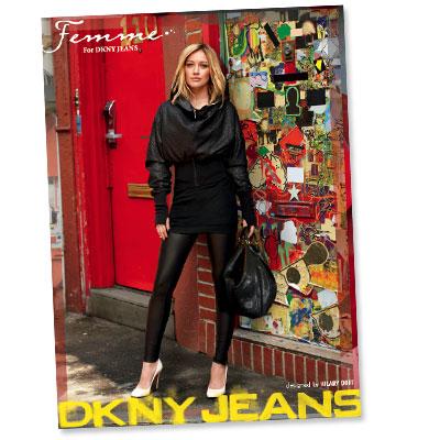 Hilary Duff - DKNY