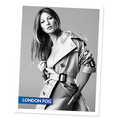 Gisele - London Fog