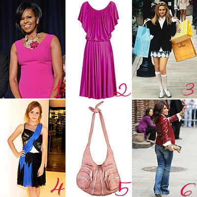 Michelle Obama - Sale - Clueless - Rodarte - Alexander Wang - American Idol - Paula Abdul - What's Right Now - Fashion News