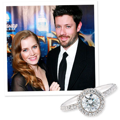 What&#039;s Right Now - Buy Amy Adams&#039;s Engagement Ring on eBay!