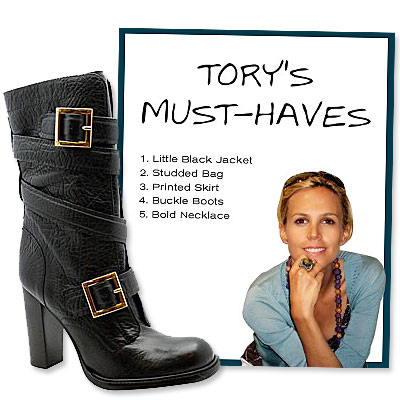 Tory Burch - fall must-haves