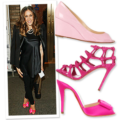 Sarah Jessica Parker - theoutnet.com - Christian Louboutin