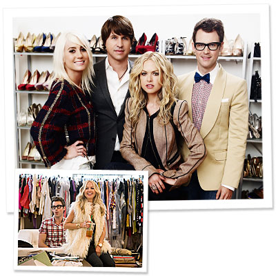 Rachel Zoe - Brad Goreski