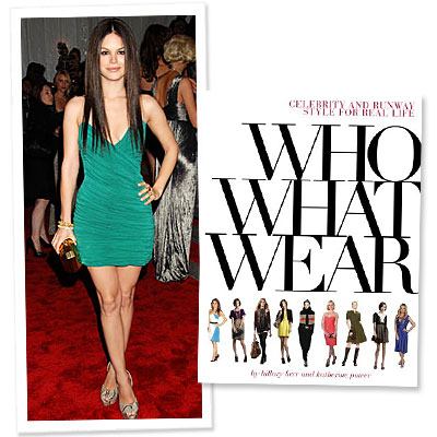 Book To Buy: <em>Who What Wear: Celebrity and Runway Style For Real Life</em>