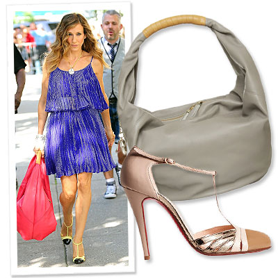 Sarah Jessica Parker - Sex and The City - Christian Louboutins