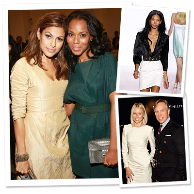 Eva Mendes - Kerry Washington