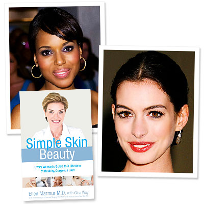 BOOK FLASH: <em>Simple Skin Beauty</em> by Dr. Ellen Marmur