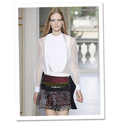 Runway Look of the Day: Balenciaga