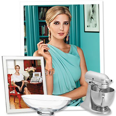 Ivanka Trump's Matrimonial Must-Haves