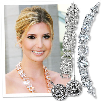 ivanka trump wedding shoes. First Look: Ivanka Trump#39;s