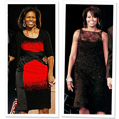 Michelle Obama - Narciso Rodriguez - Jason Wu - 365 Days of Style - What&#039;s Right Now