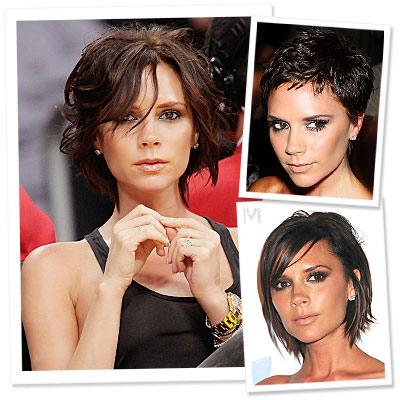 Victoria Beckham-Hairstyle