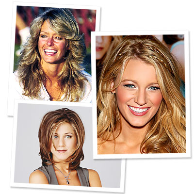 Blake Lively-Haircut-The Rachel-Farrah Fawcett