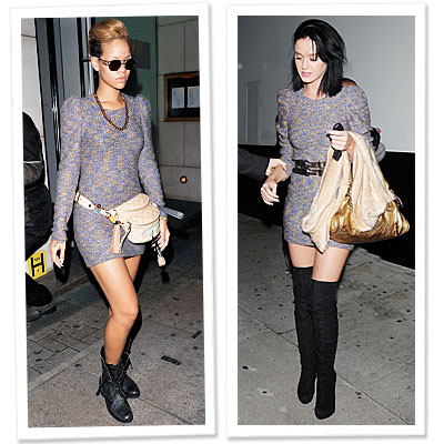 Rihanna - Katy Perry - H&amp;M