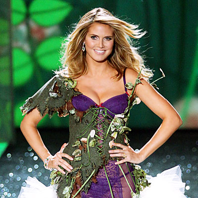 Heidi Klum - Victoria's Secret Fashion Show