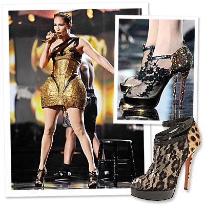 Jennifer Lopez - Louboutin