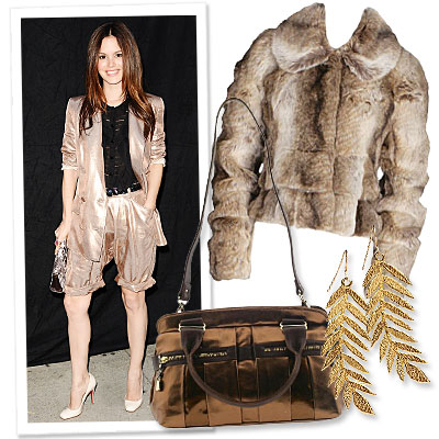 Rachel Bilson's Holiday Gift List