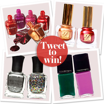 20 Days of Free Nail Polish!