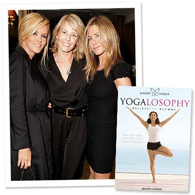 Jennifer Aniston - Chelsea Handler - Jenny McCarthy - yoga 0 Mandy Ingber