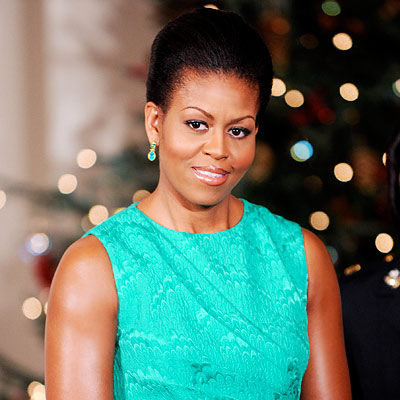 Michelle Obama - Most Fascinating Person
