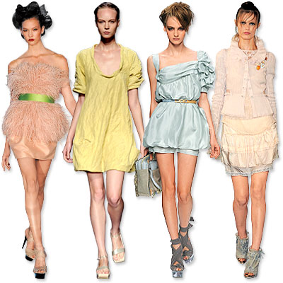 Spring Fashion 2010 InStyle