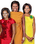 Michelle Obama's Colorful Style!