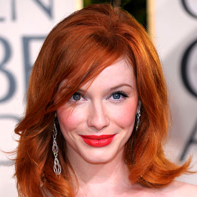 christina hendricks boyfriend. Christina Hendricks