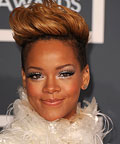 Rihanna-2010 Grammys