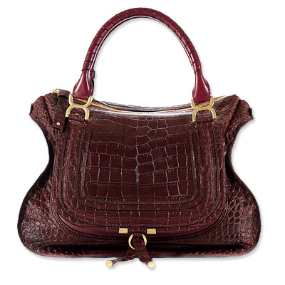 Chlo Marcie Large Shoulder Bag