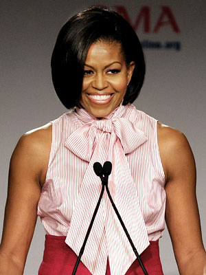 March 16th - Michelle Obama's 2010 Style Diary - Michelle Obama's